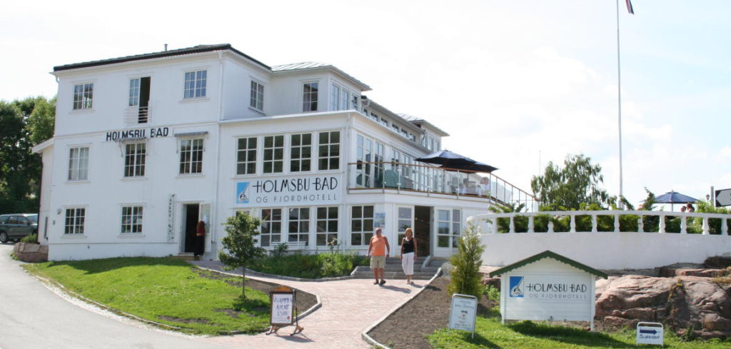 Holmsbu badehotell